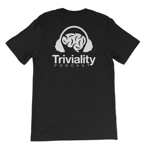 Triviality Double Sided V-Neck