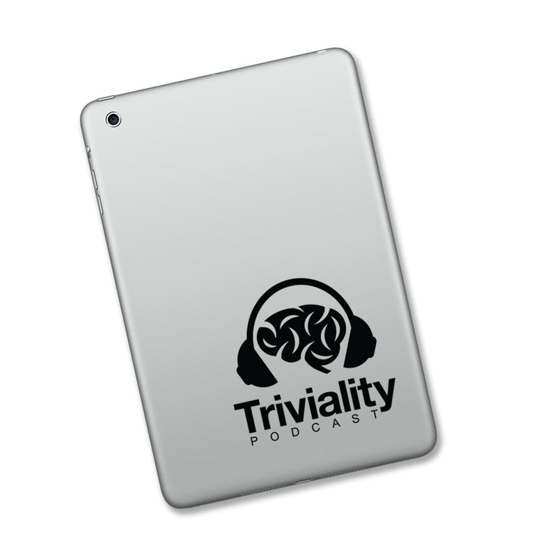 Triviality Decal