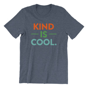 Kind is Cool Tee - Seeds of Caring