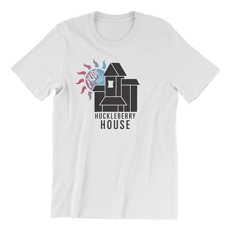Huckleberry House - 2018 Pride Tshirt
