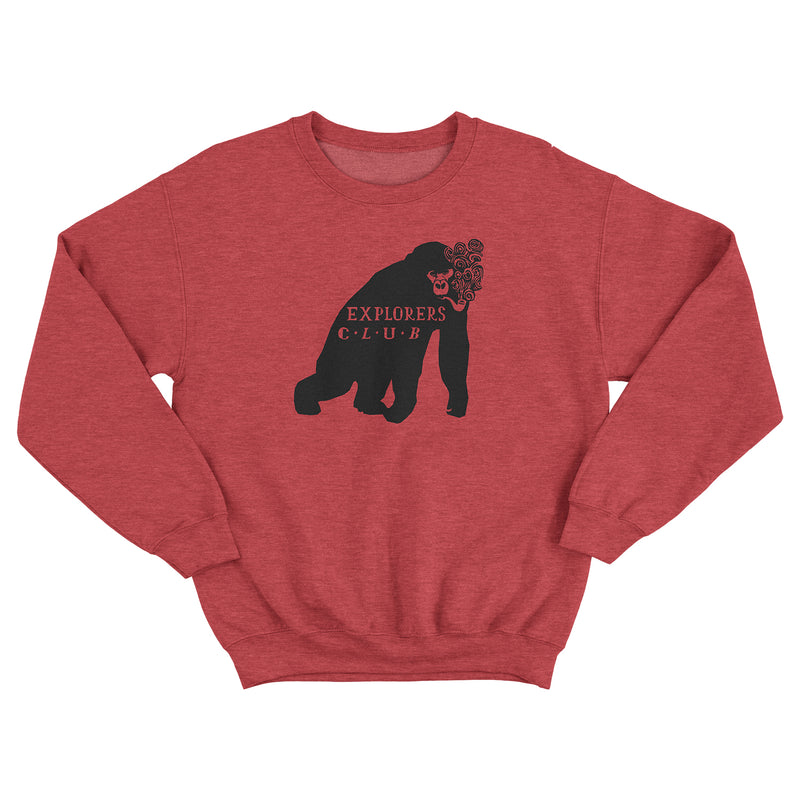 Explorers Club Food Truck - Crewneck Sweater