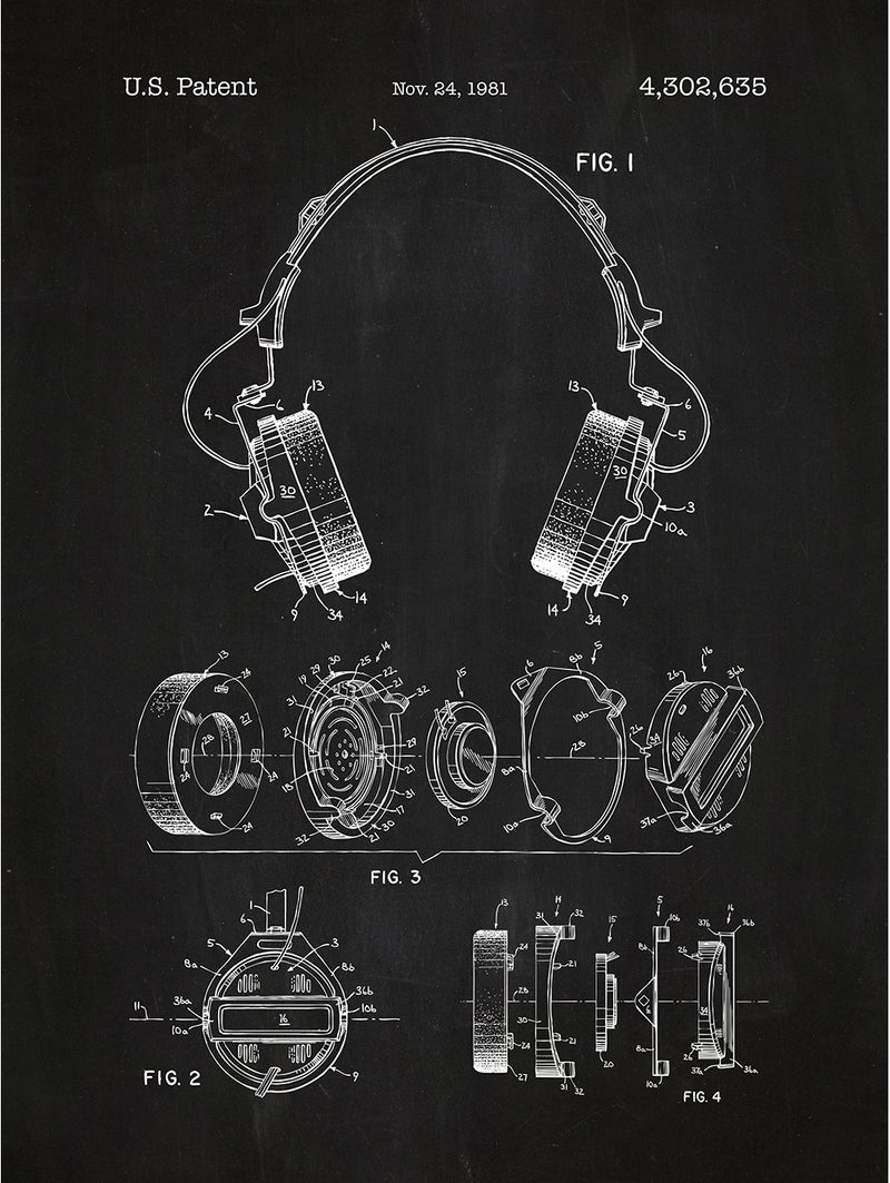 (G5) - Koss Headphones - 1981