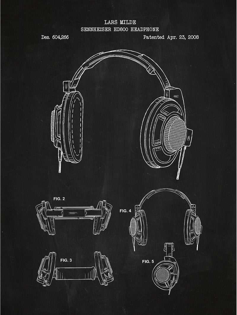 (W15) - Sennheiser HD800 Headphone