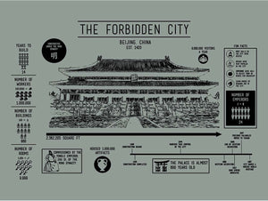 Architecture - Forbidden City
