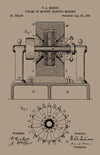 Edison Electric Machine