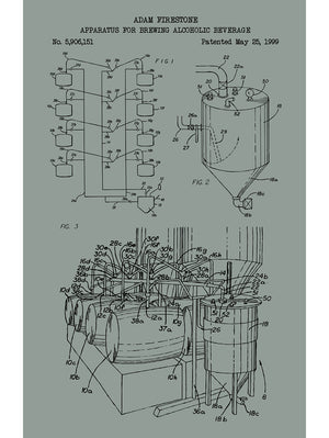 Apparatus for Brewing Alcoholic Beverages