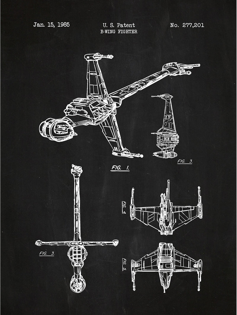 Star Wars Vehicles: B-Wing
