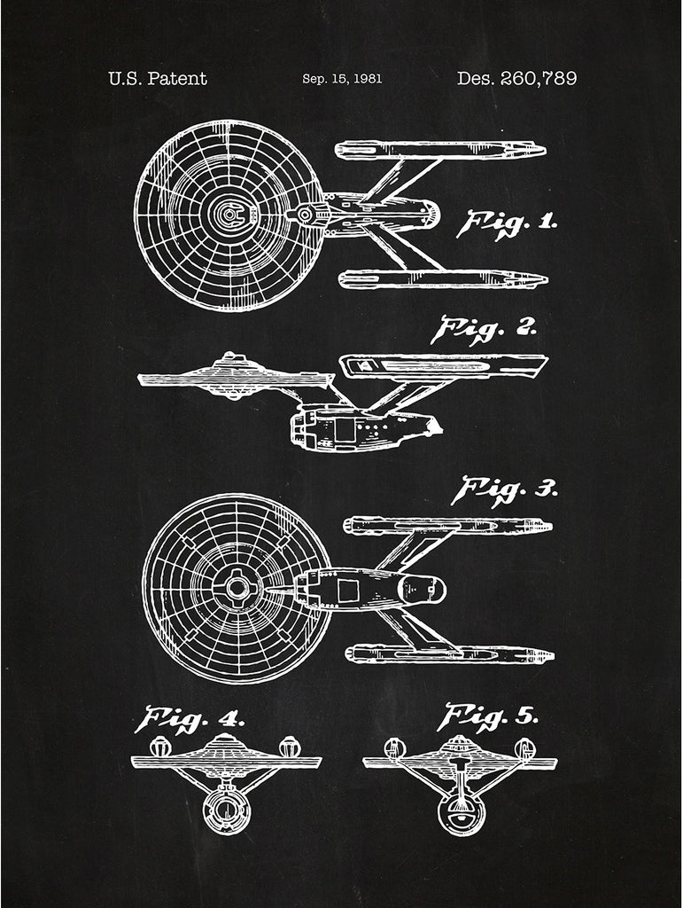 Star Trek Enterprise - 1981