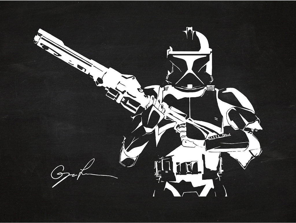 Star Wars Characters: Stormtrooper