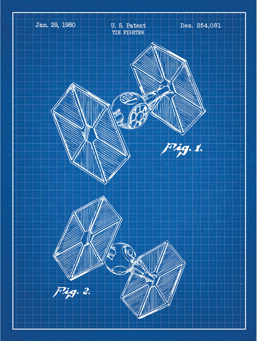 (U13) - Star Wars Vehicles: Tie Fighter