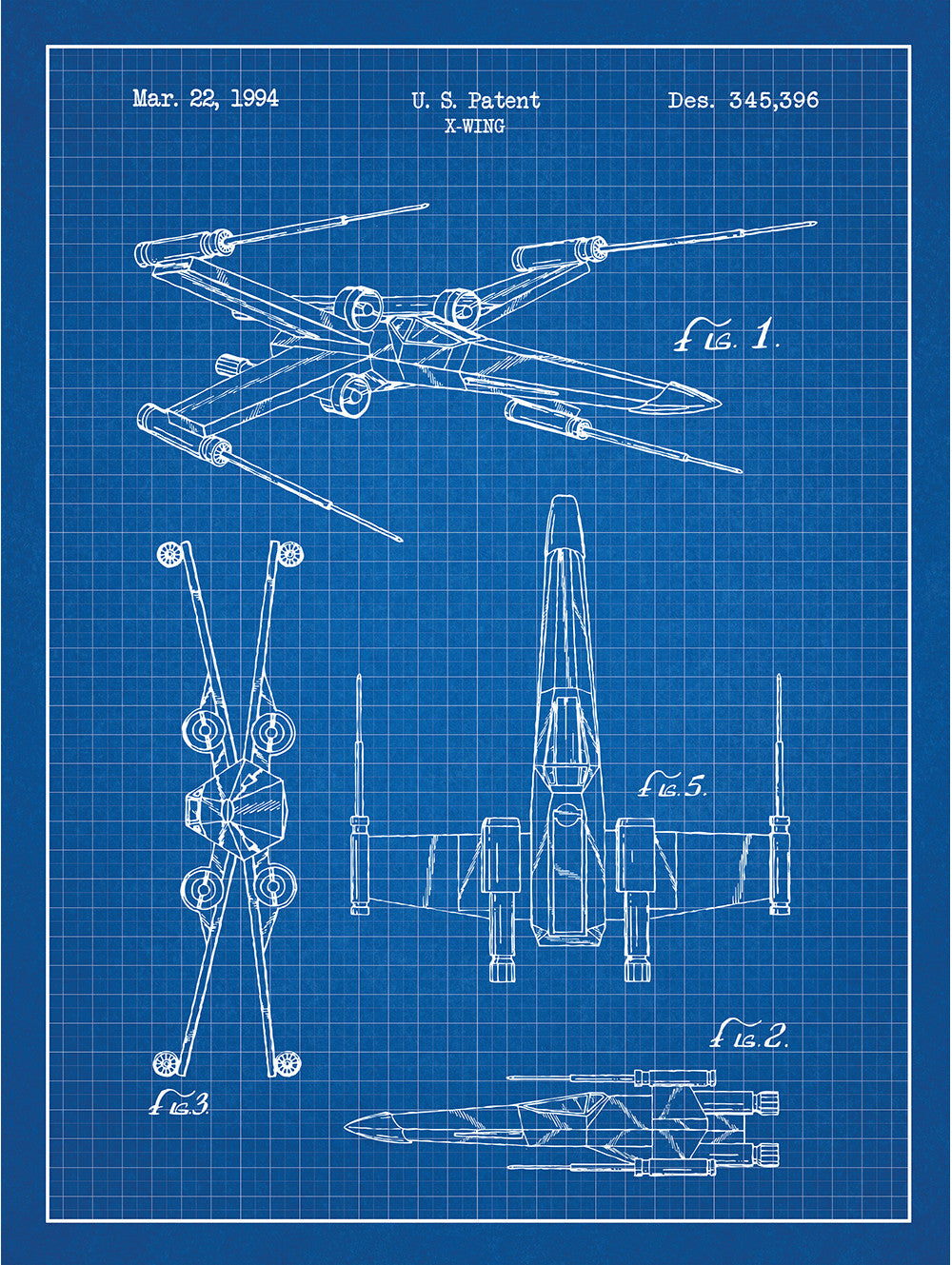 (U8) - Star Wars Vehicles: X-Wing