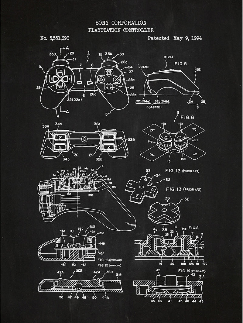 (J1) - Playstation Controller