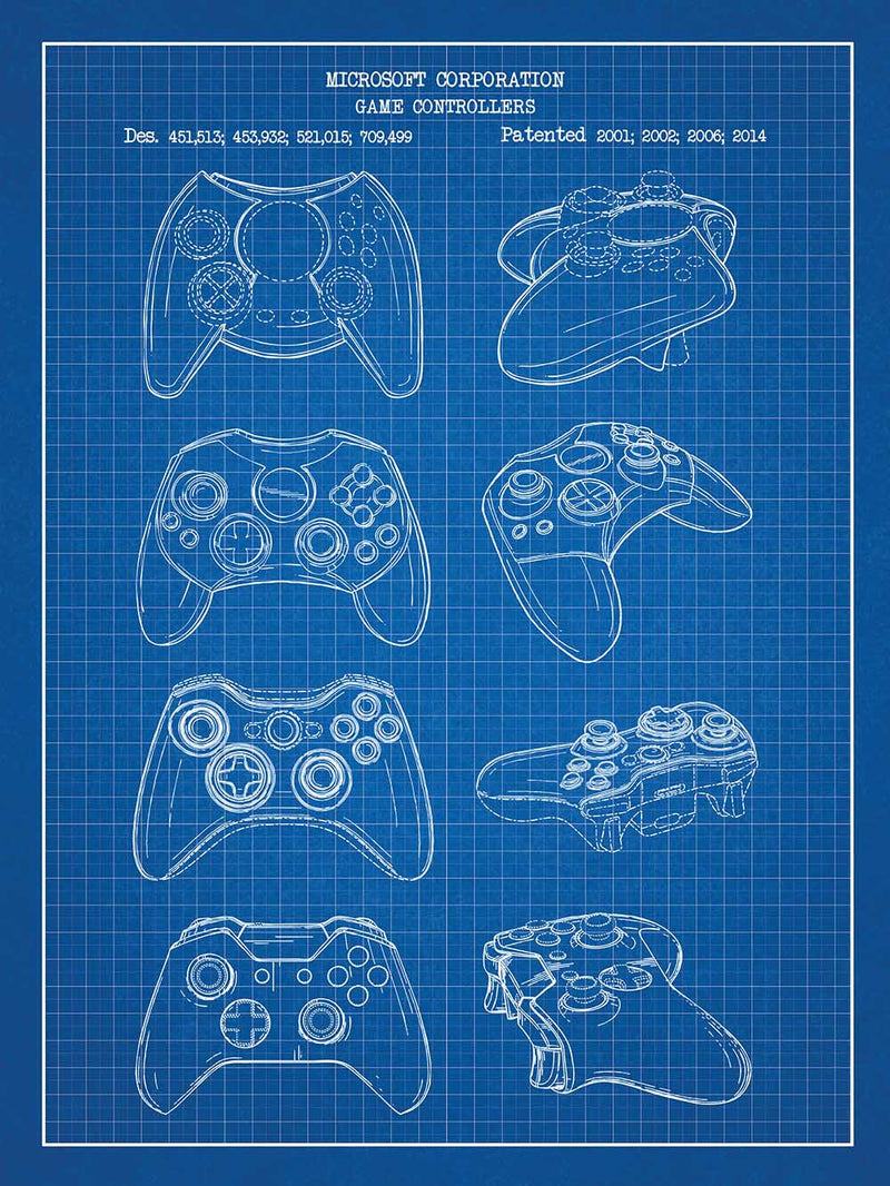 Microsoft Xbox Controllers