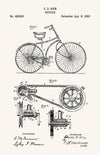 Bicycle - C. Rice - 1890