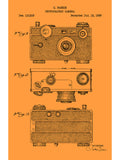 Photographic Camera - G. Fassin - 1938