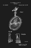 Unicycle - D. E. Cornell III et al - 1963