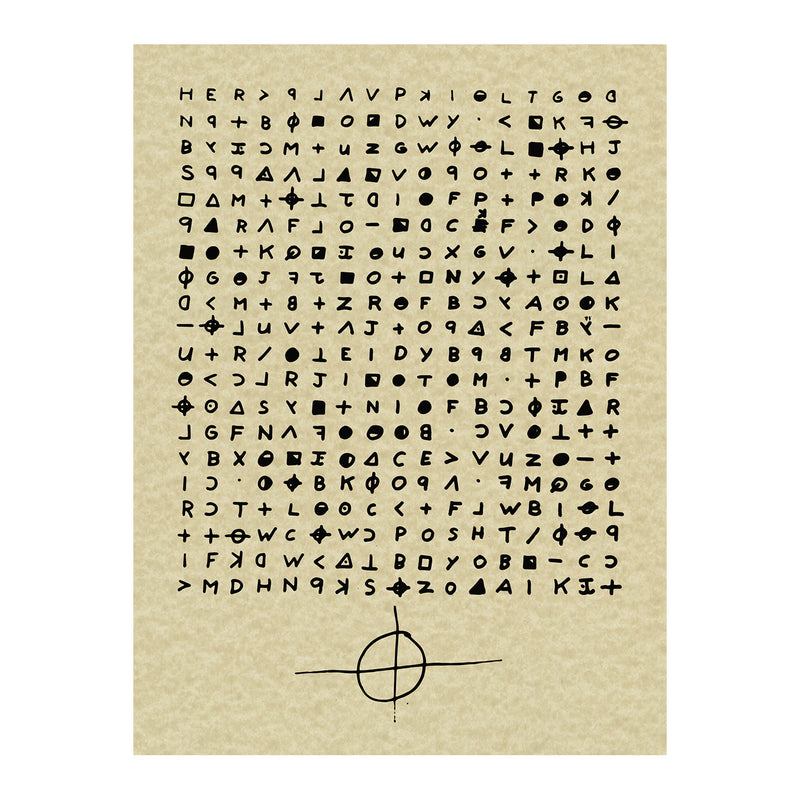 The Zodiac Killer - Puzzle