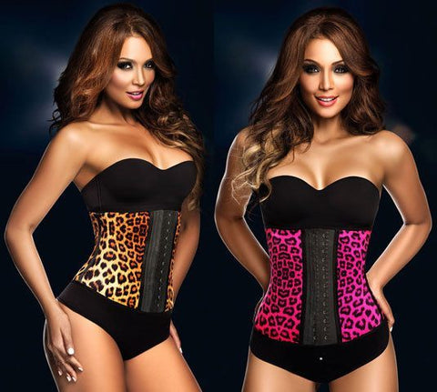 Leopard Print Thermal Waist Cincher - Dope Chics Accessories  - 1