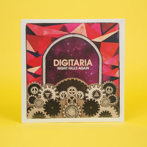 Night Fall's Again<br>Digitaria