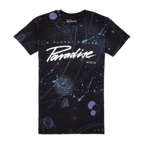 A Planet Called Paradise<br>Black tee