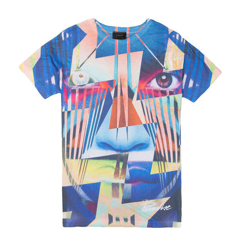 A Tribe Called Paradise<br>Multicolour tee