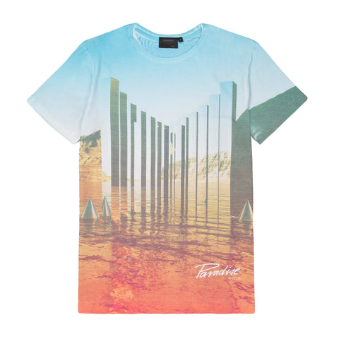 Paradise The Next Dimension<br>Multicolour tee