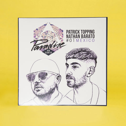Paradise On Earth #01 Mexico<br>Patrick Topping & Nathan Barato/Various