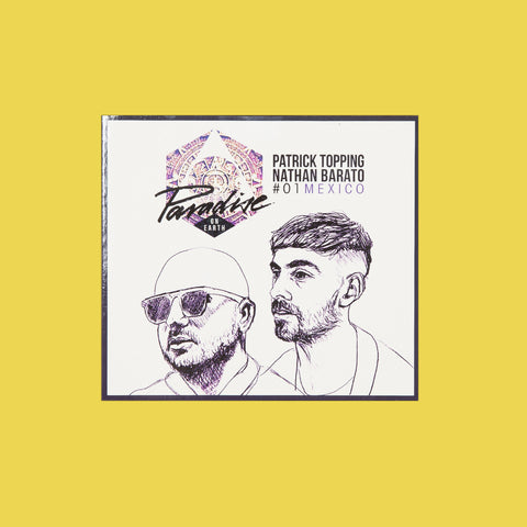 Paradise On Earth #1: Mexico CD<br>Patrick Topping & Nathan Barato/Various