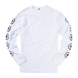 Hot Creations<br>White long sleeve tee