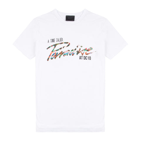 A Tribe Called Paradise<br>White tee
