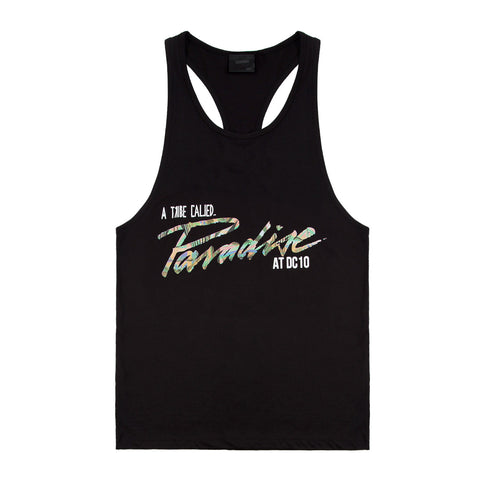 A Tribe Called Paradise<br>Black vest