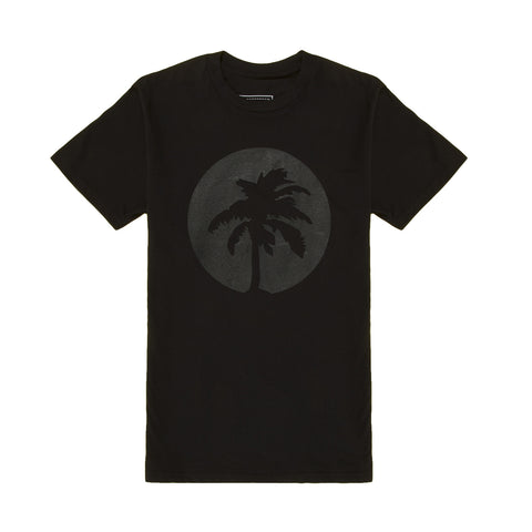 Hot Creations<br>Black on black tee