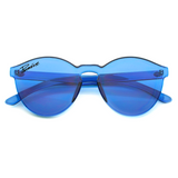 Paradise Rimless Sunglasses