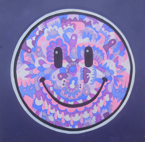 Mikey Brain Hot Creations Print <br>Eskuche & Nu Sky - Acid Jump