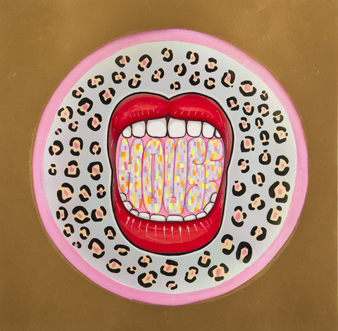 Mikey Brain Hot Creations Print <br>Steve Lawler - House Record