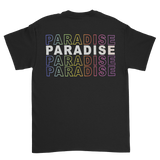 Paradise Colour Odyssey<br>Black tee