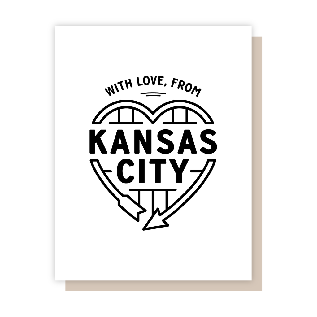 With Love, from Kansas City
