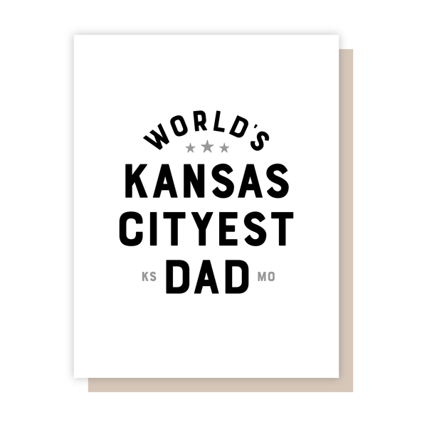 World's Kansas Cityest Dad