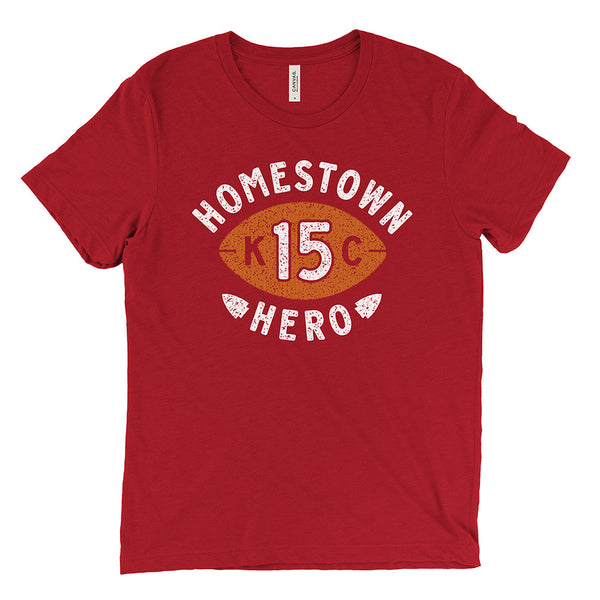 Homestown Hero Tee (Red)