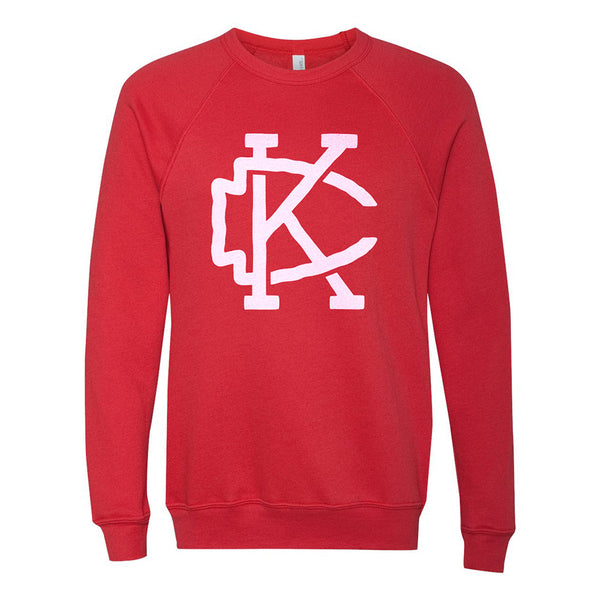 Kansas City – Arrowhead Sweatshirt (Red)