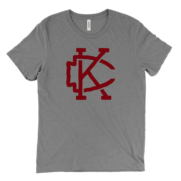Kansas City – Arrowhead Tee (Grey)