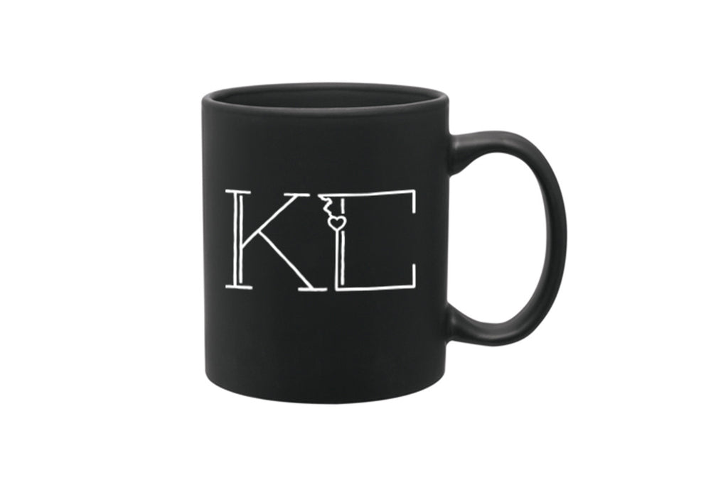 Kansas City Love Coffee Mug
