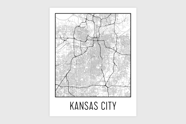 Kansas City Map