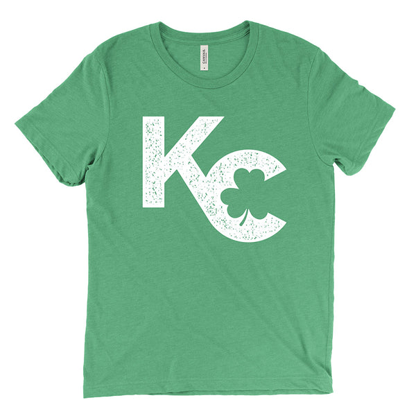 KC Shamrock Tee (Kelly Green)