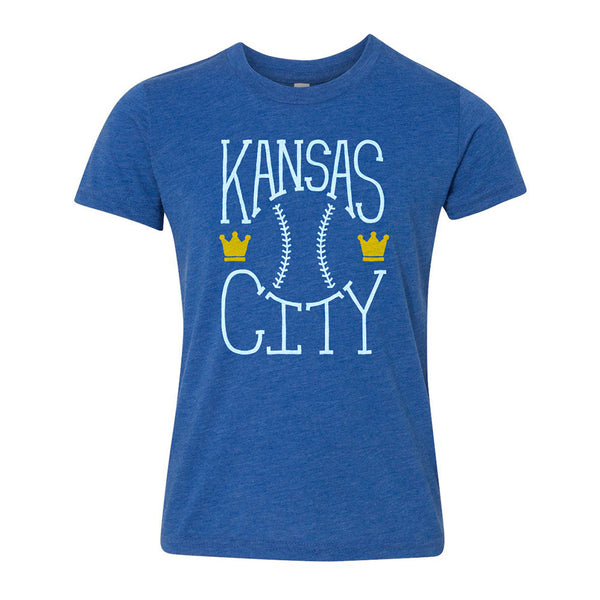 Kansas City – Baseball Tee (Kids)