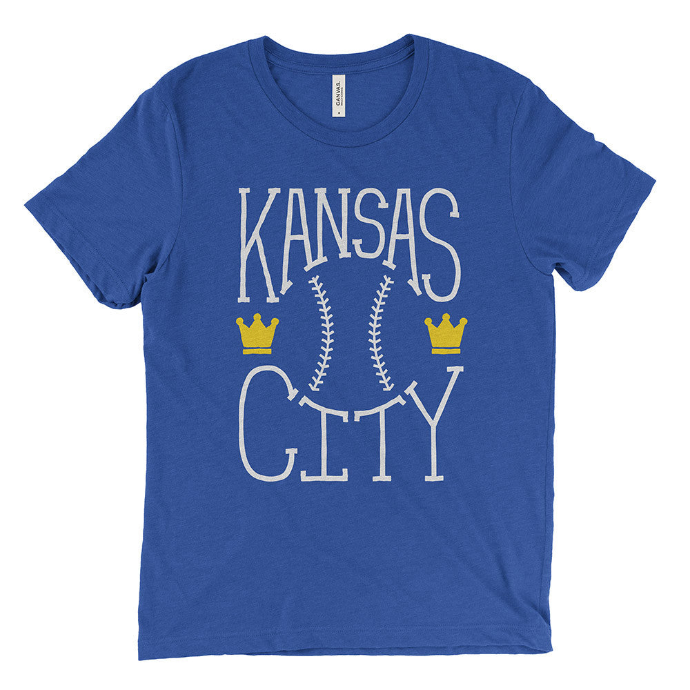 Kansas City – Baseball Tee