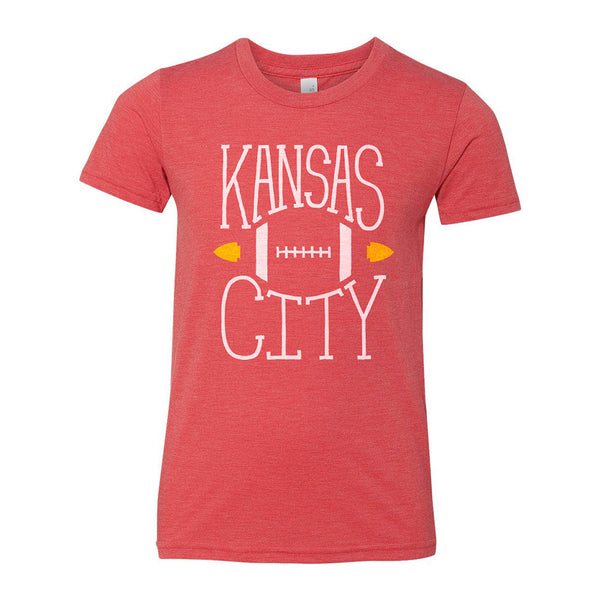 Kansas City – Football Tee (Kids)