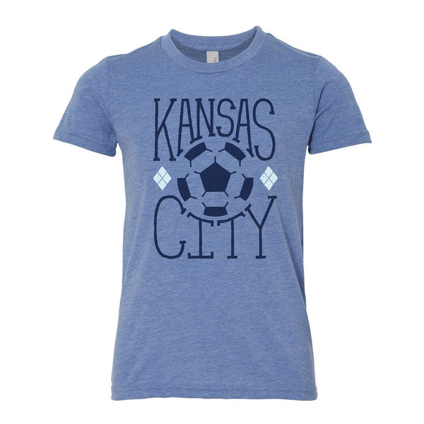 Kansas City – Soccer Tee (Kids)