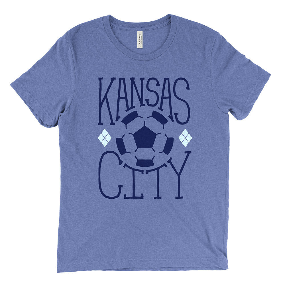 Kansas City – Soccer Tee