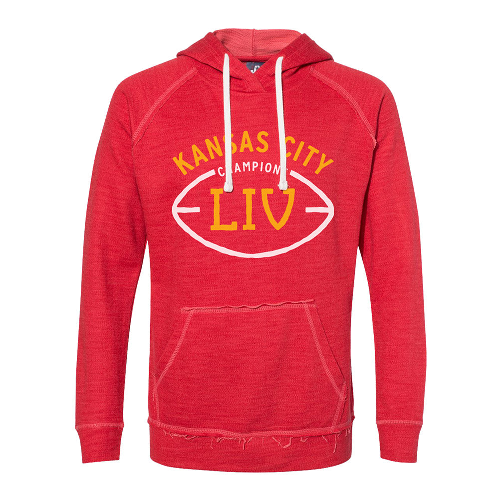 LIV Champions Hoodie (Red)